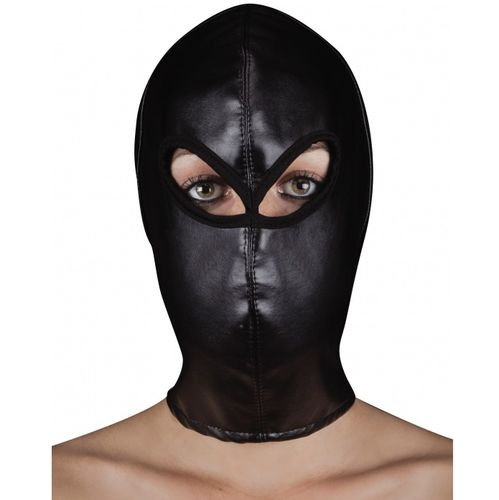 Ouch Extreme Leather Hood
