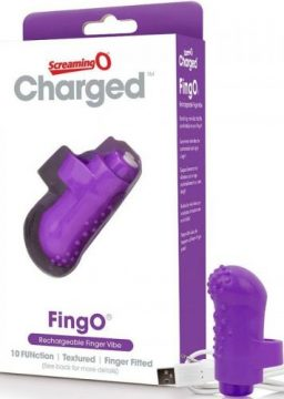 Screaming O Rechargeable Finger