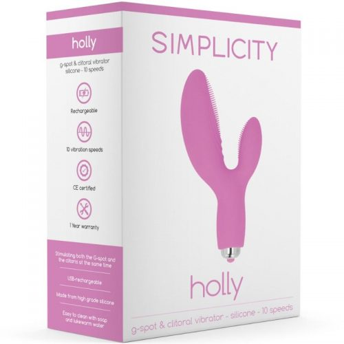 Simplicity Holly Gspot
