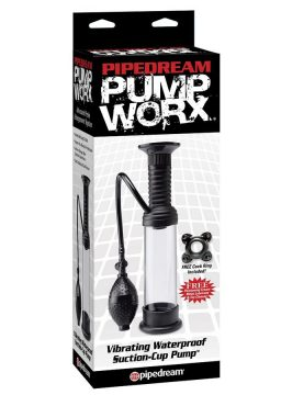 Suction Cup Pump Vibe