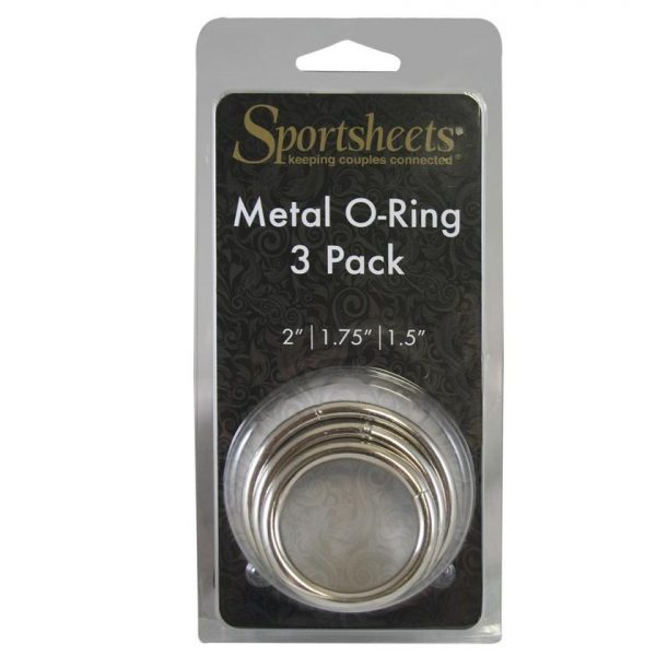 Sports Sheets Ring Pack