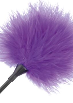 Darkness Purple Feather